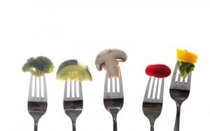 alimentazione, cibo, vegetariani, vegani, carne