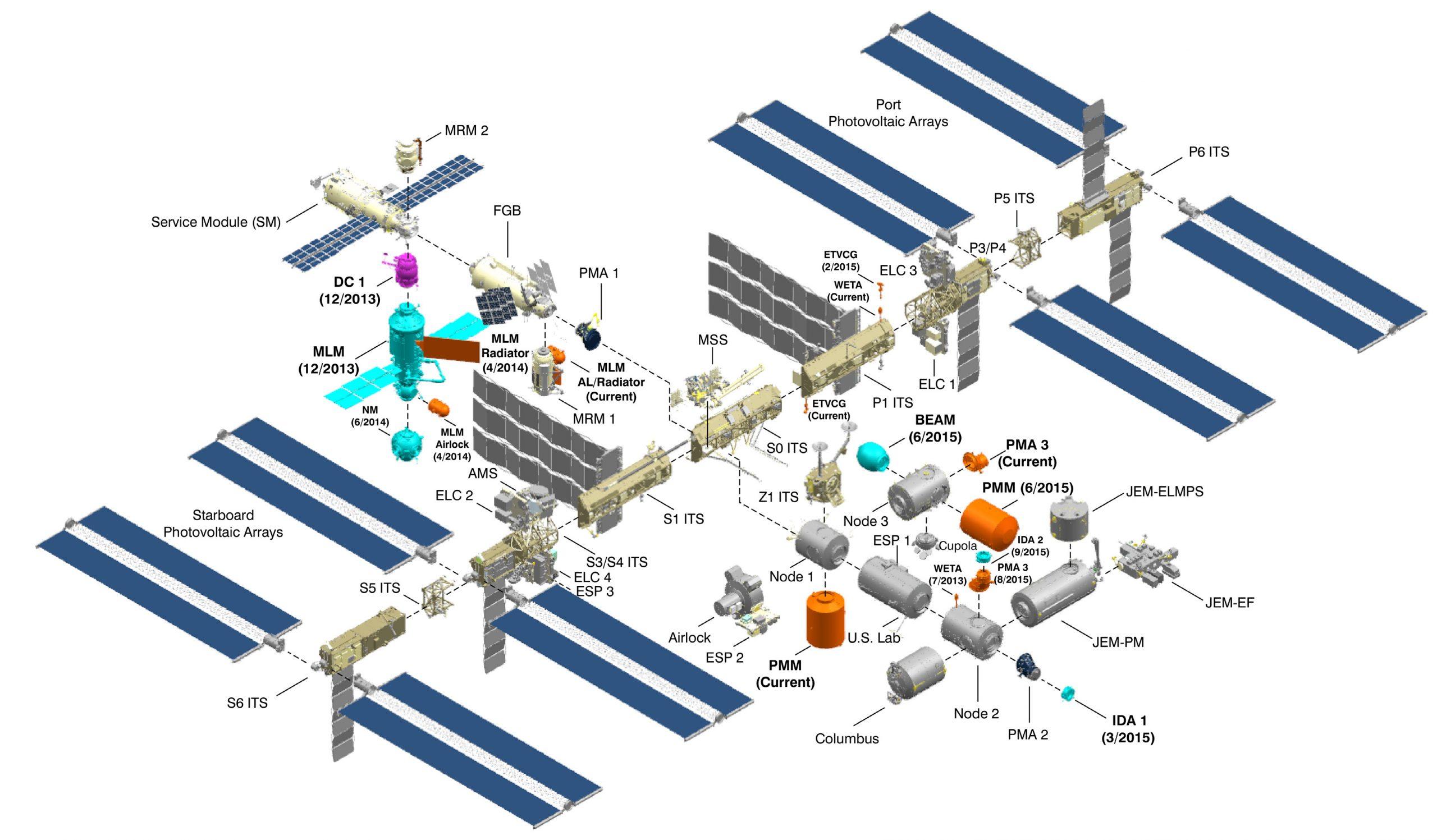 Un siciliano come comandante della stazione spaziale internazionale