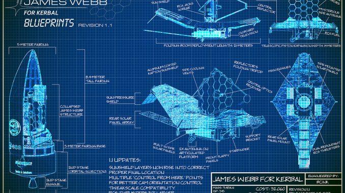 Rinviato il lancio del James Webb Space Telescope della Nasa