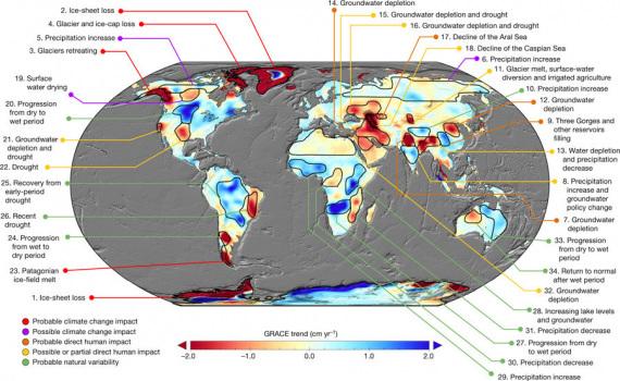 acqua di falda, risorse idriche, disastri ambientali, disastro umanitario