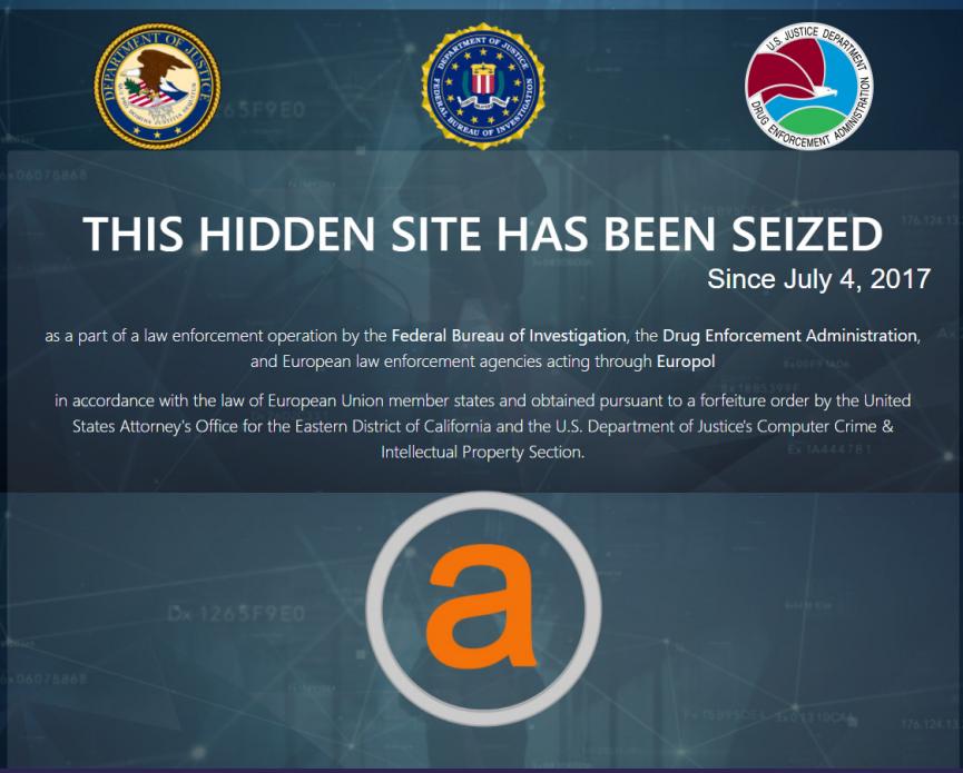 Il sequestro di AlphBay, il più grande market del Dark Web mai esistito, sembrava rappresentare un successo per la lotta al cyber-crimine. Vista a posteriori, la vicenda rischia di aver complicato le cose.