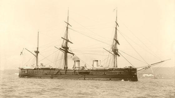 """""""C'è una nave da guerra russa affondata e carica d'oro"""". L'annuncio scuote la borsa coreana"""
