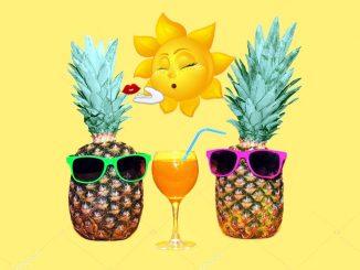 Il caldo si combatte mangiando frutta ed alimenti crudi