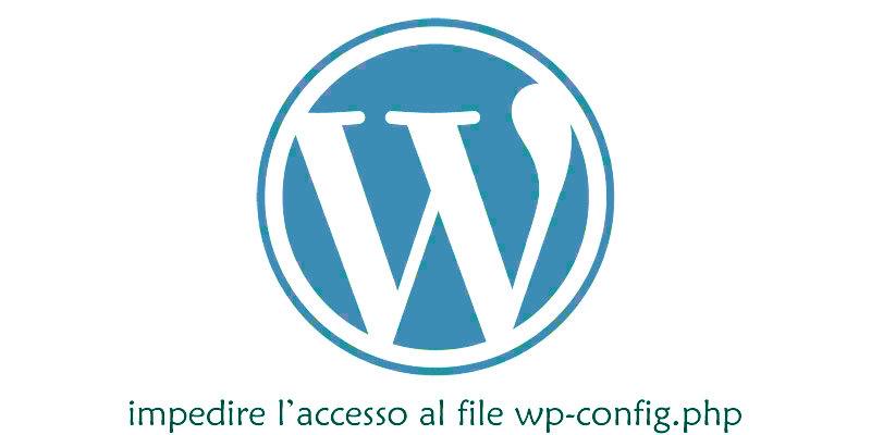 Un semplice utente può hackerare wordpress