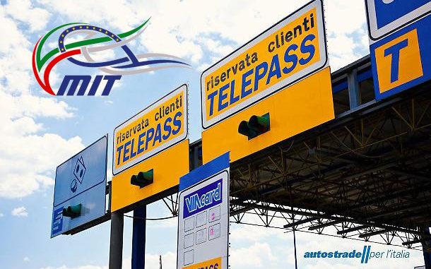 Sul sito del Governo tutte le convenzioni con Autostrade per l'Italia