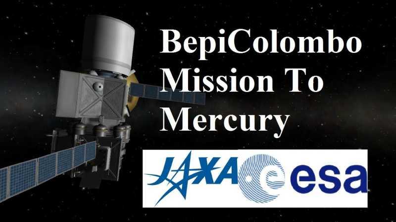 L'Italia su Mercurio con BepiColombo