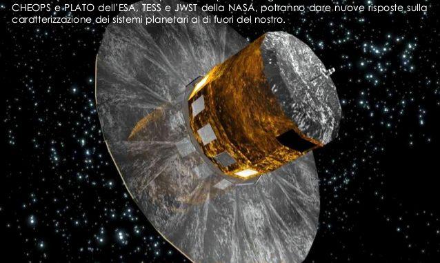 Grandi speranze in Tess per scovare pianeti abitabili