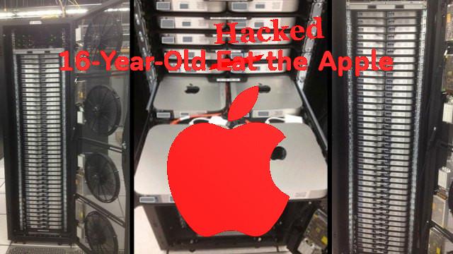 I server della Apple hackerati da un ragazzo di 16 anni