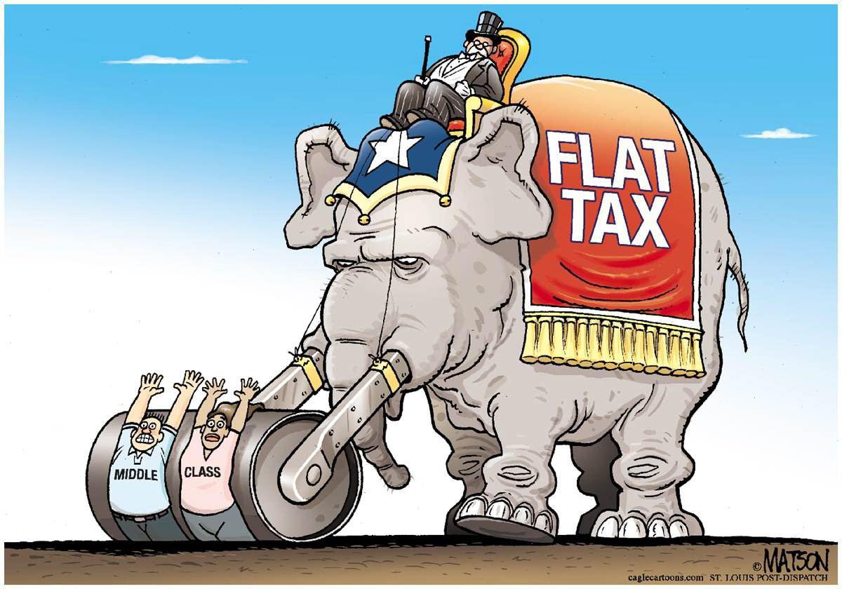 Nuova proposta di legge per la mini Flat Tax