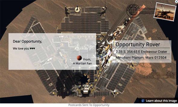 Presto una nuova opportunità per il rover Opportunity