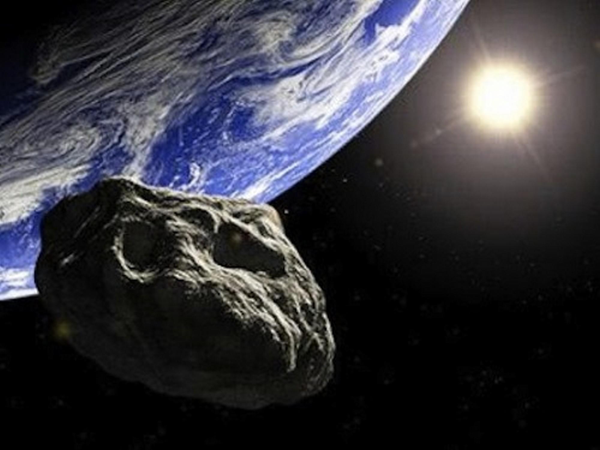 La sonda Hayabusa 2 sta per atterrare sull'asteroide Ryugu