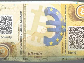 Il Bitcoin sempre più usato come moneta di pagamento