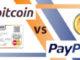 La crescita in transazioni dei Bitcoin supera Paypal