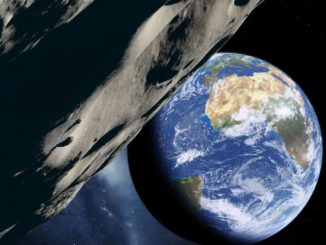 Un mega asteroide minaccia di cadere sulla Terra nel 2028