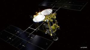 La sonda Hayabusa. Ora si trova attorno all'asteroide Ryugu | JAXA