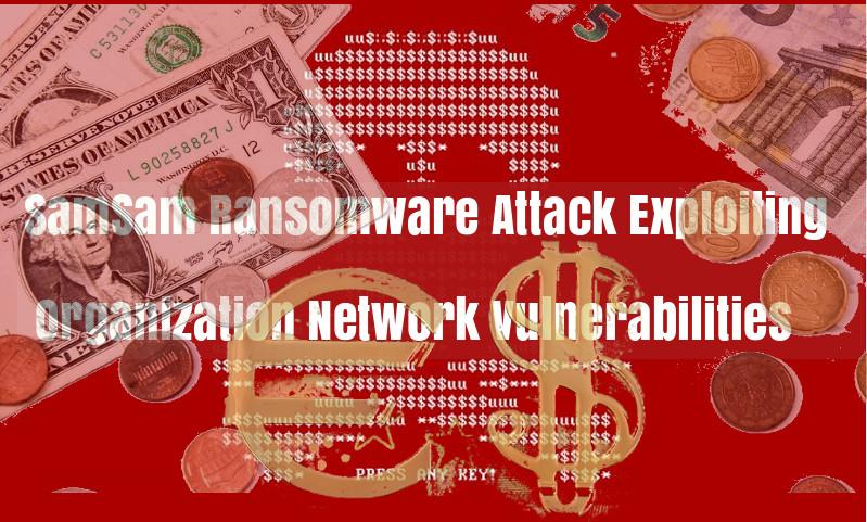 Il Ransomware SamSam ha estorto più di 6 milioni di dollari