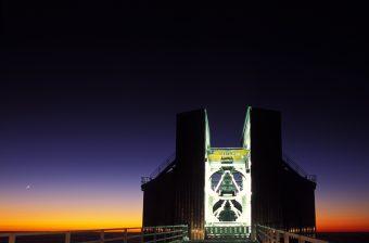 Il Telescopio nazionale Galileo (Tng) dell'Inaf, sull'Isola di La Palma, alle Canarie. Crediti: Renato Cerisola/Inaf