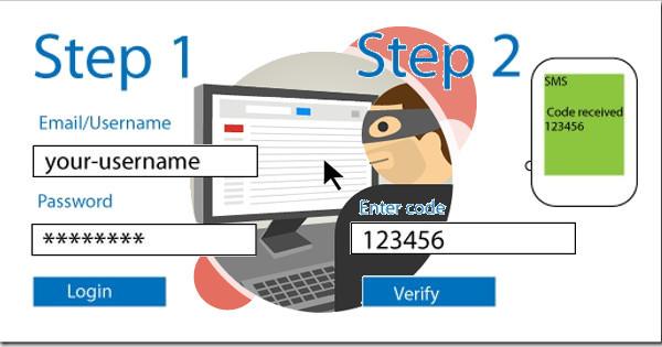La 2-step verification espone il numero di cellulare alle truffe online