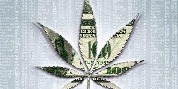 Marijuana in borsa