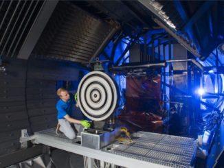 Viaggeremo nello spazio grazie ai motori ionici