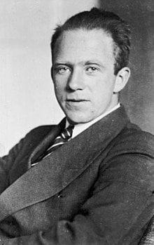 Werner Heisenberg (!901-1976) in un ritratto d'epoca (Wikimedia Commons)