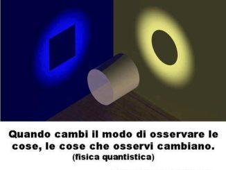 Ma esiste veramente nella realtà la teoria quantistica?