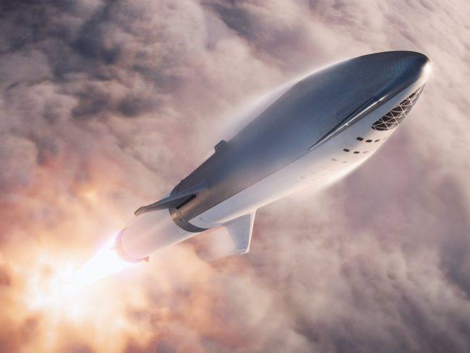 E' giapponese il primo turista spaziale con Big Falcon Rocket