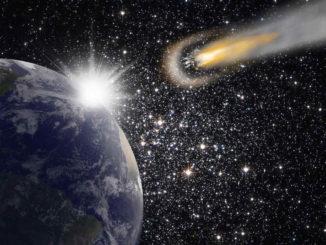 Fra sabato e domenica saremo sfiorati da un asteroide