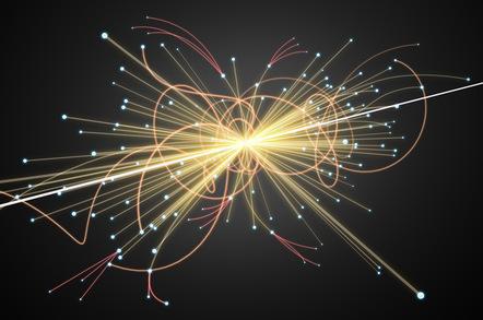 Materia ed antimateria in equilibrio insieme nel tetraquark