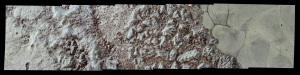 Le caratteristiche di Plutone sono diverse da quelle che ci si aspettava: si tratta di un mondo variegato e dinamico. | Nasa