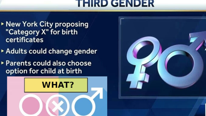 Gender X, di che orientamento sessuale è tuo figlio ?