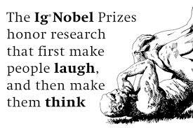 """Quando la ricerca scientifica è """"poco seria"""" ma lascia da pensare"""