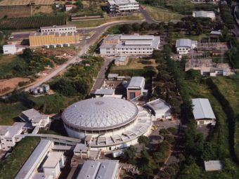 I Laboratori nazionali di Frascati dell'Istituto nazionale di fisica nucleare. Crediti: Ufficio comunicazione Infn