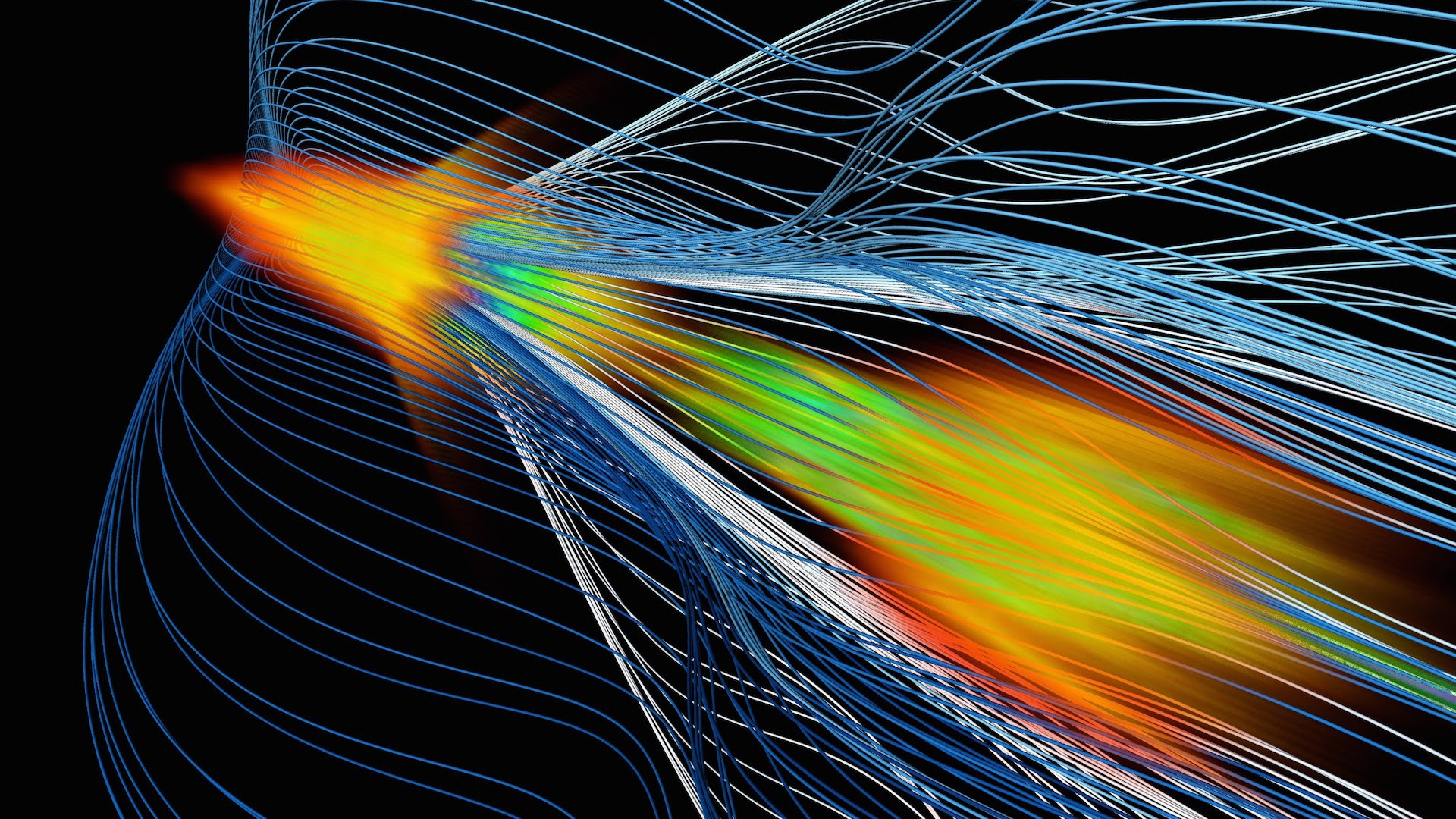 Un esperimento ha accelerato gli elettroni alla velocità della luce