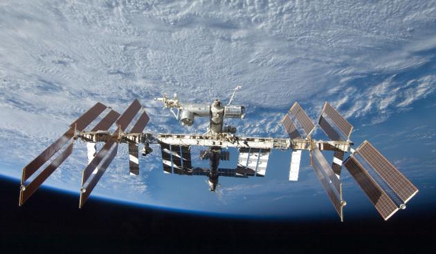 Qualche giorno fa la Stazione Spaziale Internazionale ha subito un piccolo rilascio di aria. Il problema sembra superato.|NASA