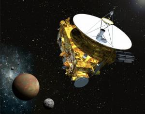 Illustrazione: la sonda New Horizons della NASA. Ha osservato Plutone da vicino ed ora è in viaggio verso un pianetino, Ultima Thule | Nasa