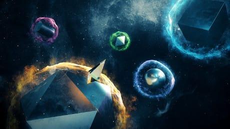I diamanti potrebbero essere in grado di sondare le atmosfere quantistiche di materiali interessanti. (Mike Zeng per Quanta Magazine)