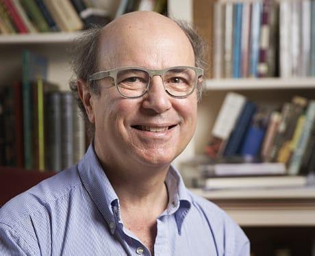 Il fisico Frank Wilczek. (Katherine Taylor per Quanta Magazine)