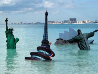I satelliti la confermano gli effetti del riscaldamento globale sugli oceani