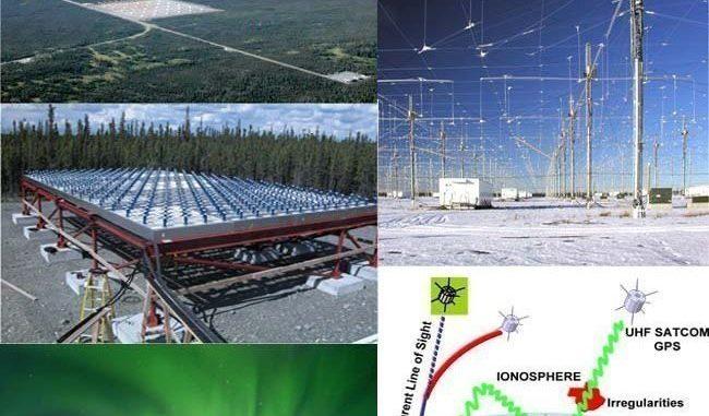 Strani fenomeni atmosferici vengono attribuiti alle antenne dell'Haarp
