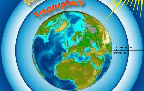 La Terra non riesce a raffreddarsi a causa del riscaldamento globale