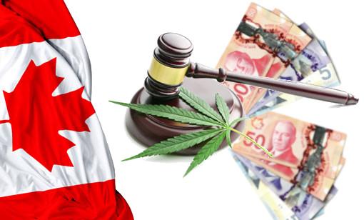 Canada, monopolio mondiale della cannabis Legale