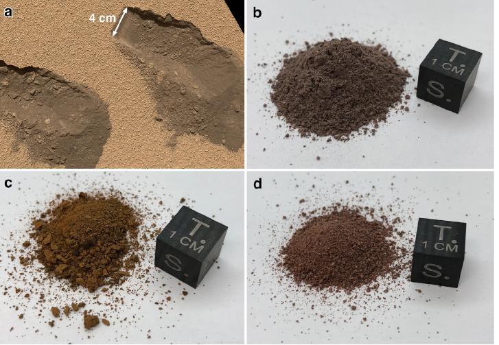 Messo in vendita terreno di Marte e degli asteroidi