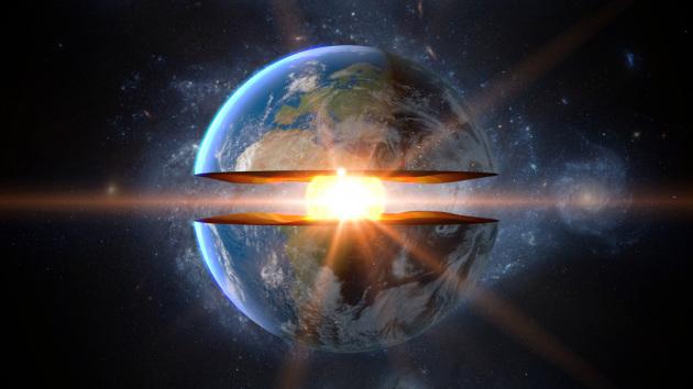 Le placche terrestri che sprofondano verso il centro della Terra dovrebbero arrivare al mantello profondo e fondere, ma non sempre succede: è il mistero delle placche stagnanti. Sulla struttura del Pianeta, vedi anche c'è azoto al centro della Terra?|Shutterstock