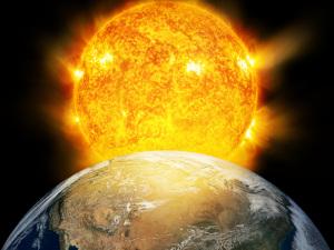 Il calore disperso nello Spazio dipende dall'azione dei componenti dell'atmosfera. | Shutterstock