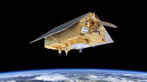 Illustrazione: il Sentinel-6, dell'Esa, sarà lanciato per ottenere dati ancora più precisi della superficie dei mari. | Esa