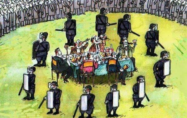 Le guerre provocano riscaldamento globale e creano fame nel mondo