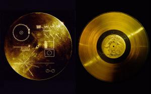 Il disco d'oro a bordo delle sonde Voyager | Nasa - Carl Sagan