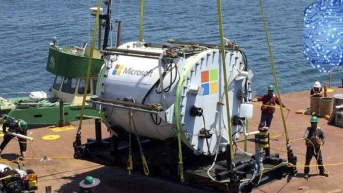 Risparmio energetico con i dacenter immersi nell'Oceano