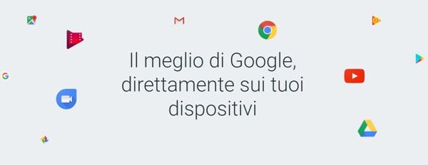 Il meglio di Google